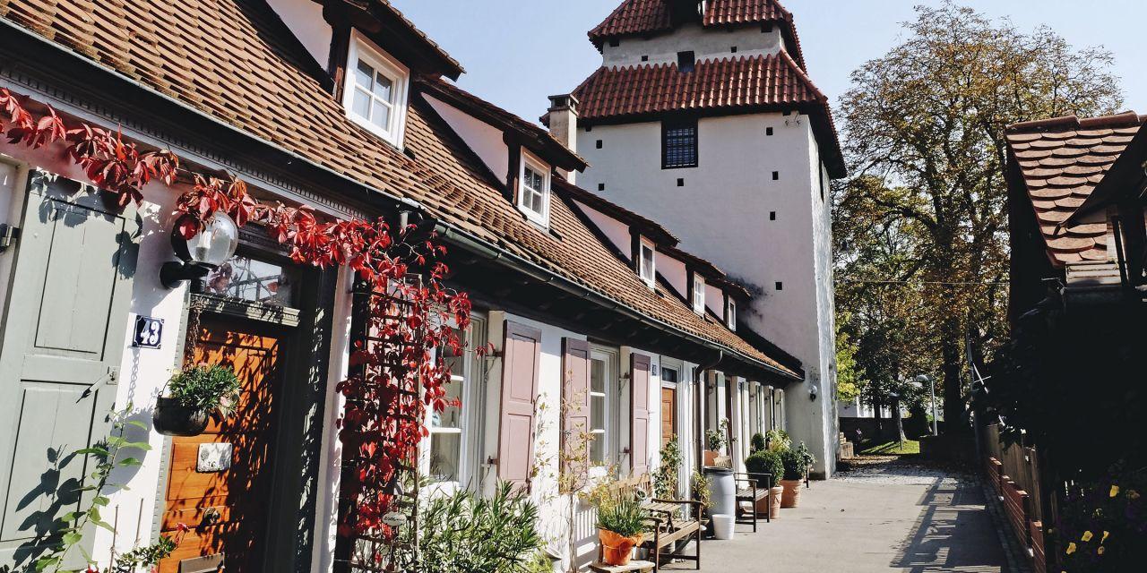 Grabenhäusle in Ulm