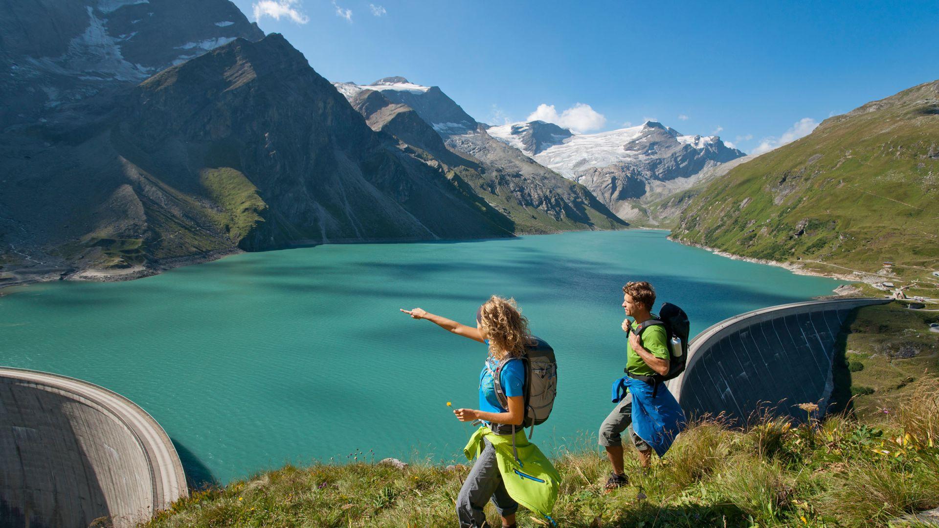 Klettersteig Zell Am See : Zell am see: sommerurlaub zwischen gletschern bergen und seen