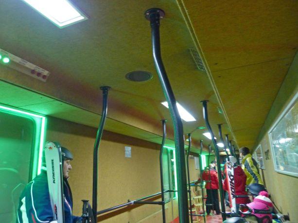 U-Bahn in Serfaus