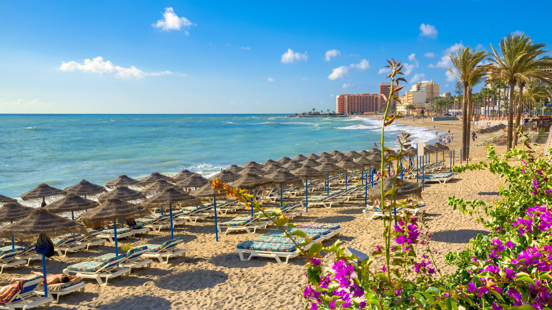 ᐅ Costa Del Sol Die Schonsten Strande Reisemagazin Holidaycheck