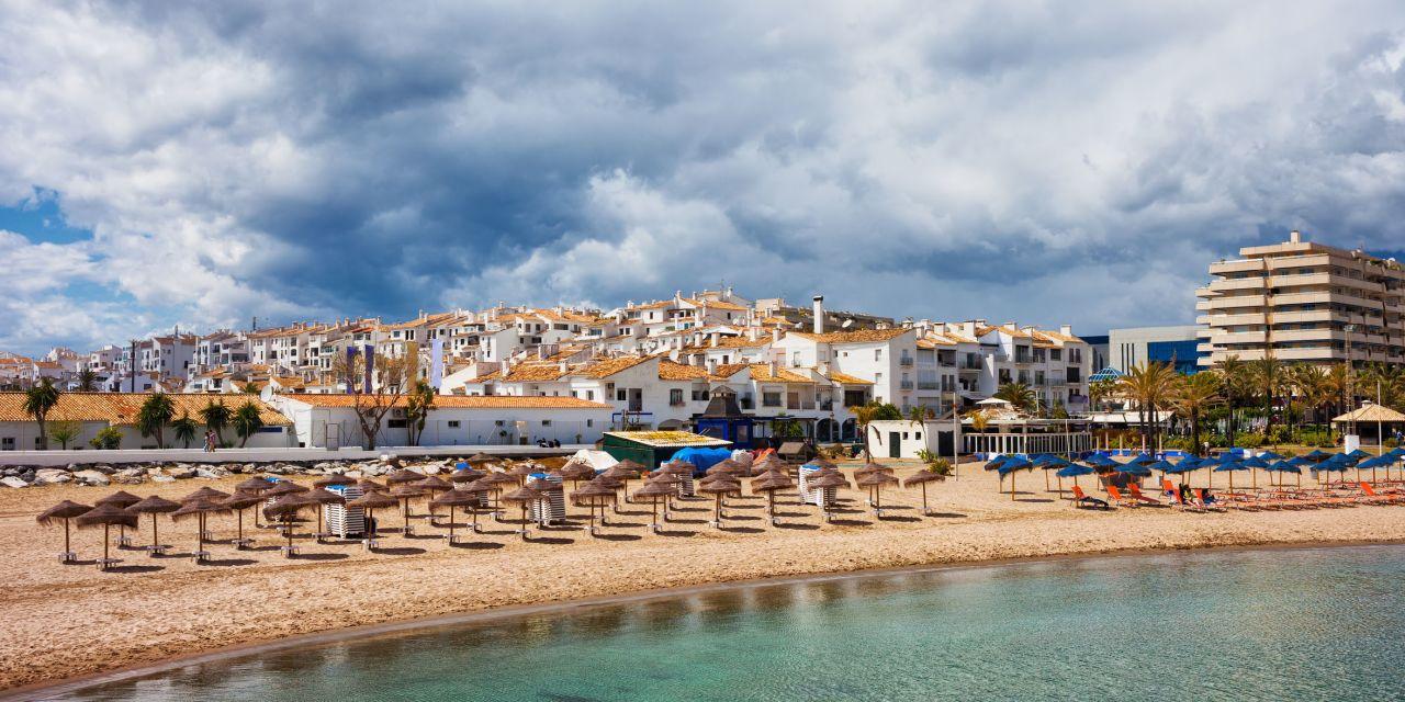 Puerto Banús in Marbella
