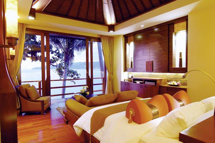 Zimmer im Hotel Marina Phuket