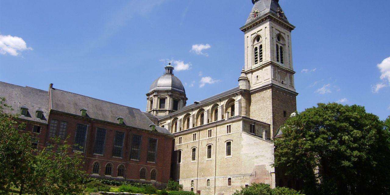 St. Pietersabtei in Gent