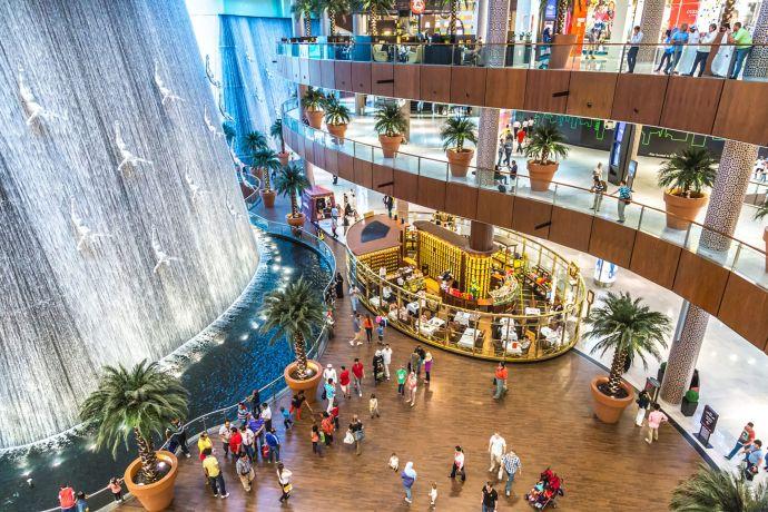 Mit über 100 Einkaufszentren ist Dubai das Paradies für Shopping-Fans © visitDubai