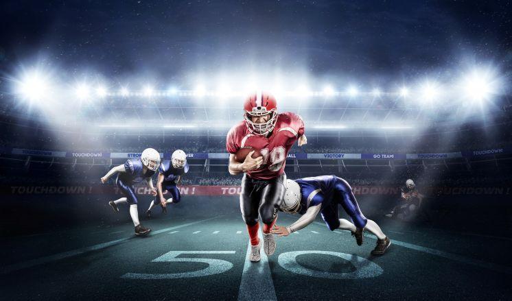 American Football ist ein einmaliges Erlebnis © Fotolia/masisyan