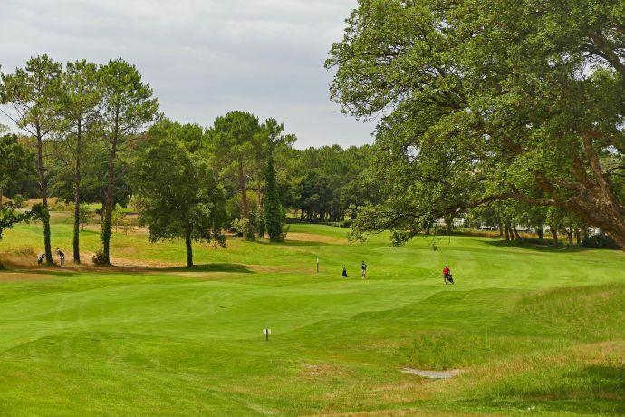 Golfplatz in Moliets