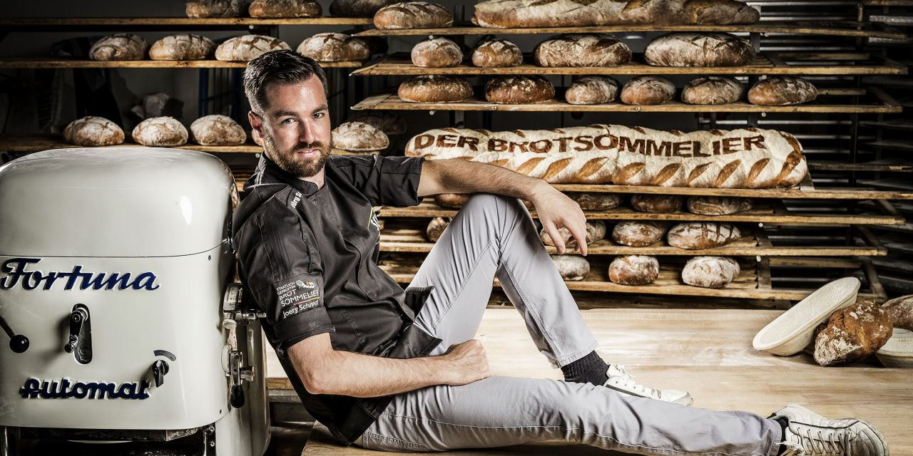 Brotsommelier Jörg Schmid