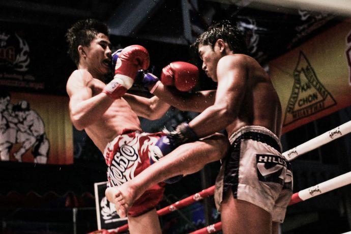 Thaiboxen in Bangkok