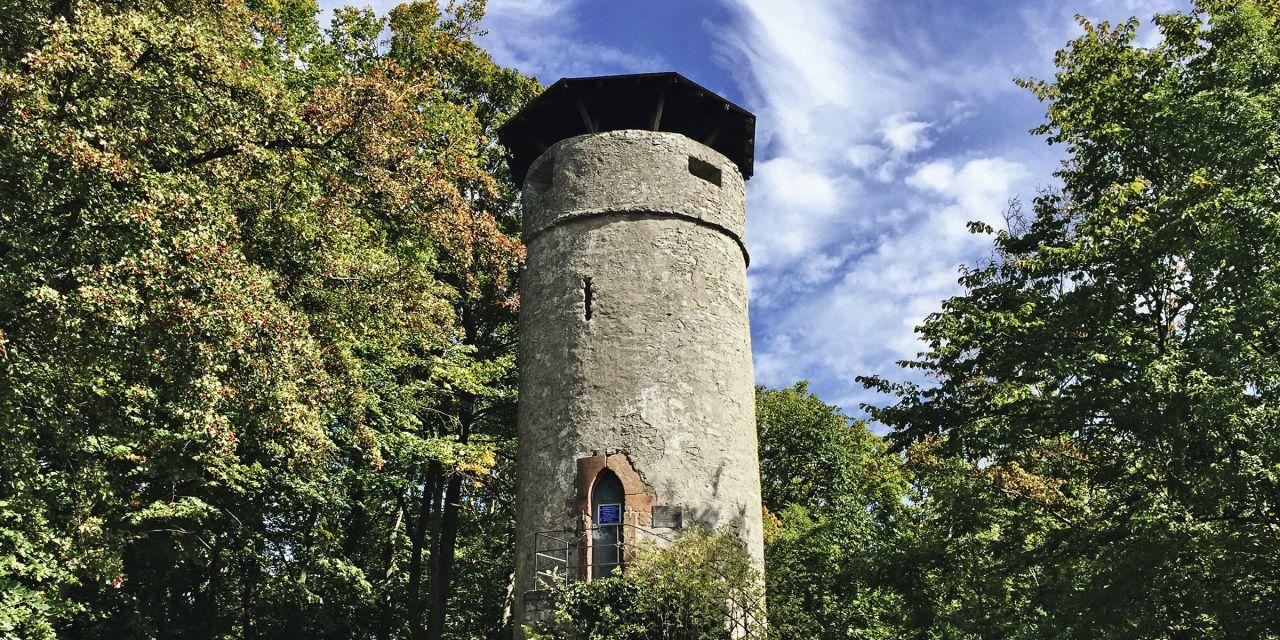 Alter Wachturm bei Pforzheim