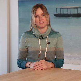 Nicole, Interne Kommunikation bei HolidayCheck