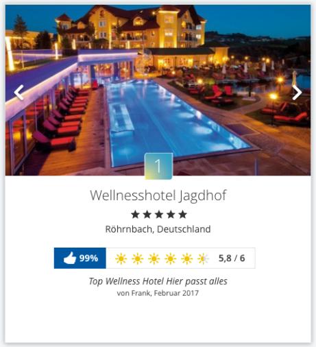 Hotel Jagdhof Bewertungen