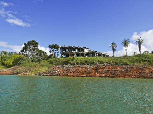 Die Villa von Pablo Escobar