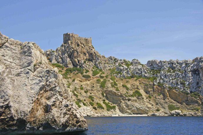 Bucht auf Cabrera