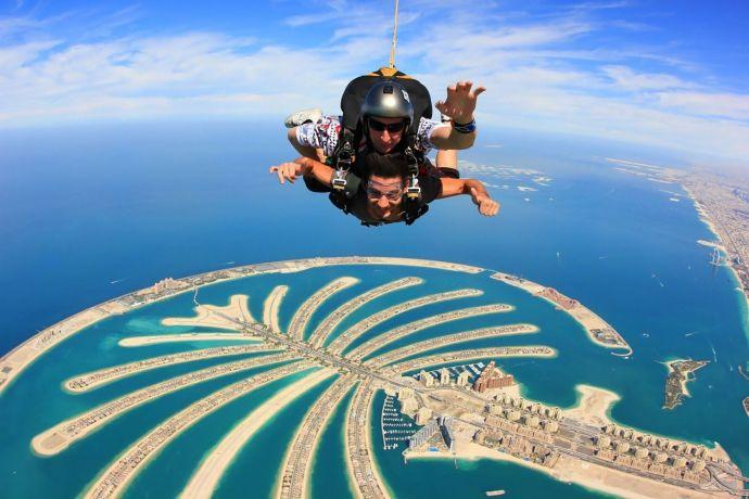 Dubai bietet auch abenteuerlustigen Urlaubern jede Menge Action © visitDubai