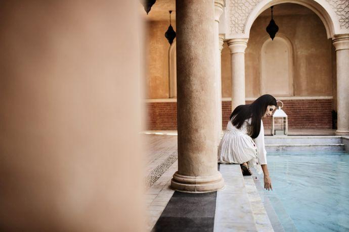 Luxuriös entspannen lässt es sich in Dubais zahlreichen Spas und Hamams © visitDubai