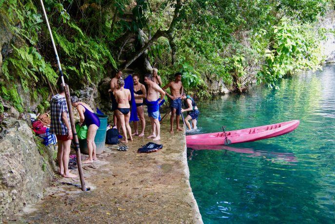 Lagune El Dudu