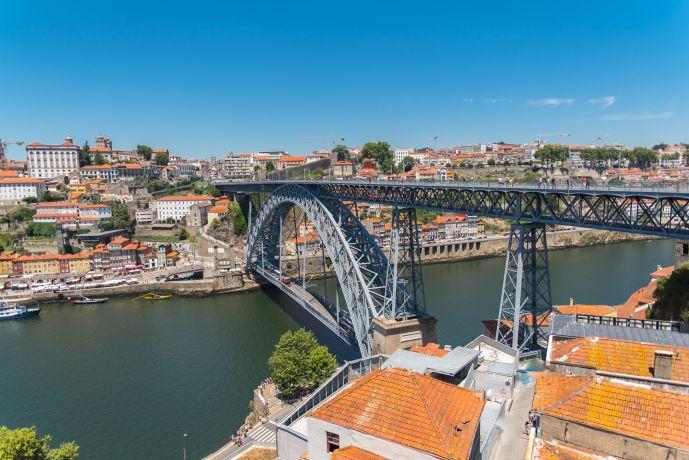 Die Ponte Dom Luís
