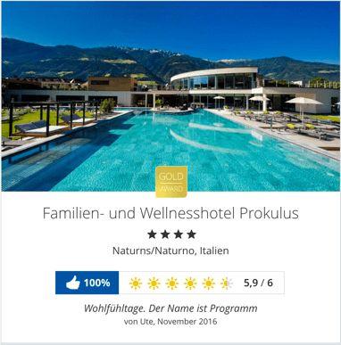 Hotel Prokulus Logo 6