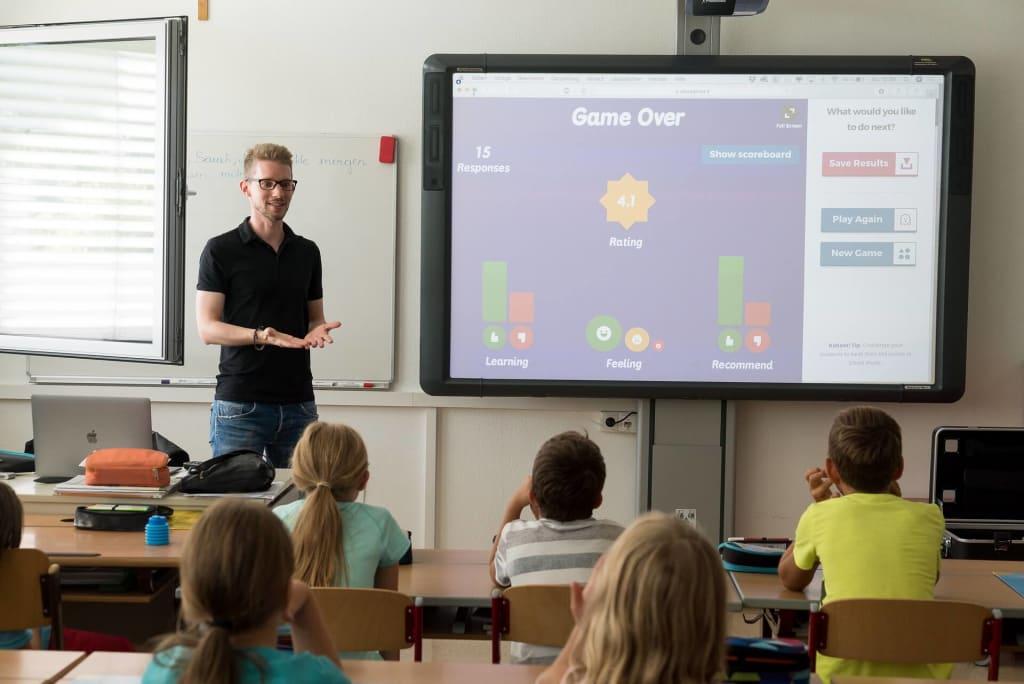 Effective teaching