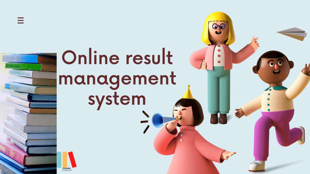 online student report management