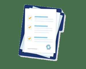 school user document storing system