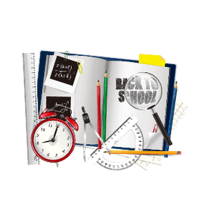 school study material system