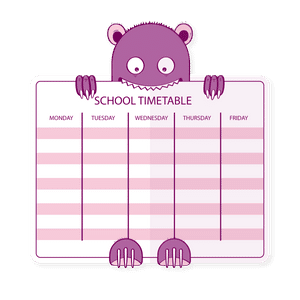 school timetable system