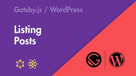 Gatsby.js + WordPress