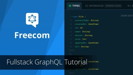 Freecom Full-Stack GraphQL Tutorial