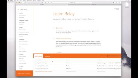 Learn Relay