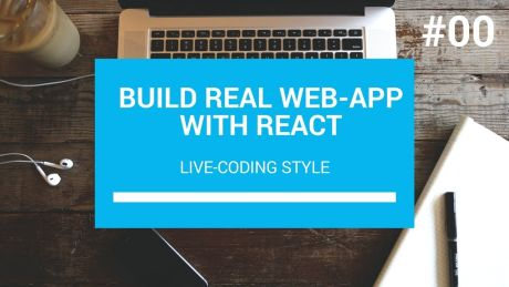Build App with React