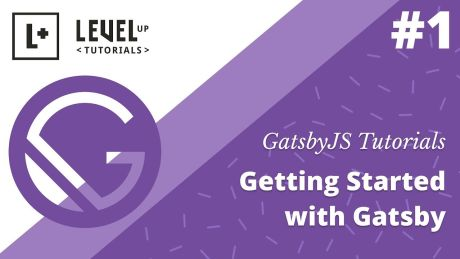 GatsbyJS Tutorials