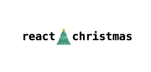 React Christmas: A React Advent Calendar