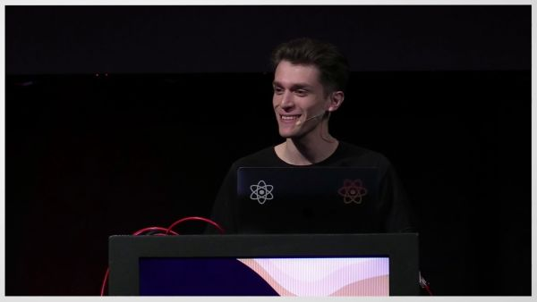 React Conf 2018 talks are up