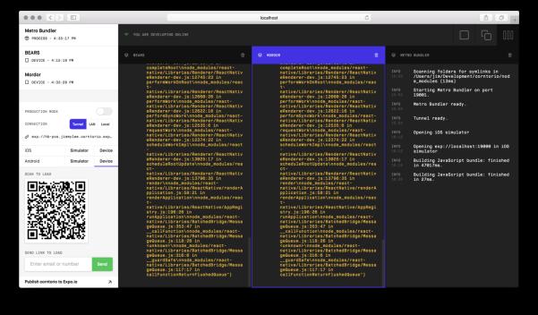 Announcing Expo Dev Tools (beta)