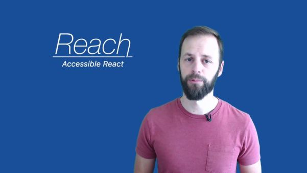 Ryan Florence announces Reach Router: An Accessible Router for React