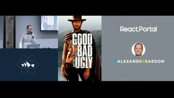 React.Portal: the good, the bad and the ugly