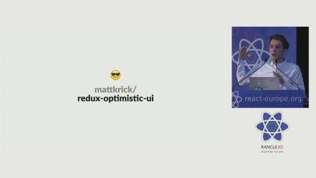 Awesome React - React Native ❤ 60FPS -- Improving React Native