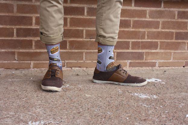 goldmember sock