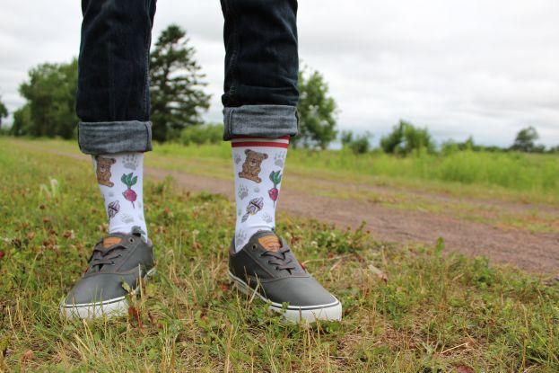 dwight shrute sock
