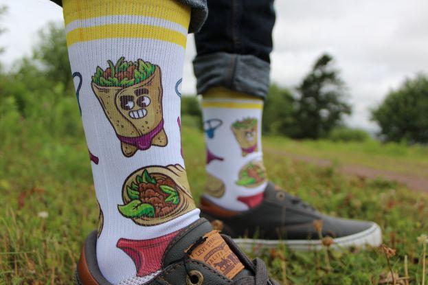burritos and speedos sock