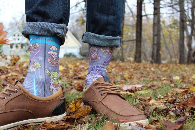 yoda sock
