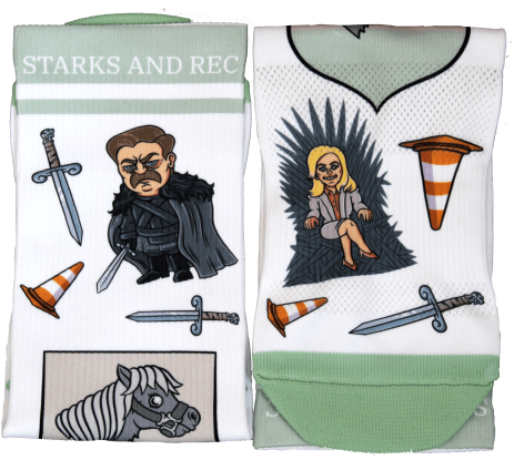 Game of thrones sock