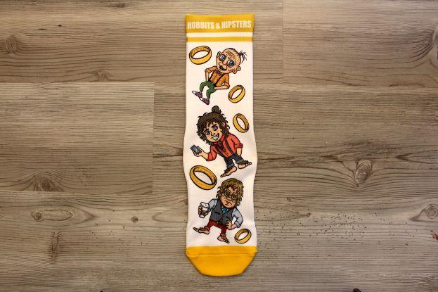 gollum socks