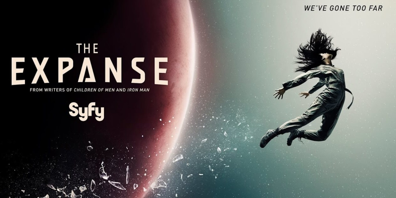 The Expanse is awesome