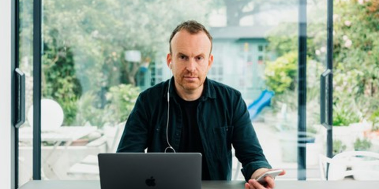 Author Matt Haig on switching off: 'I was crumbling under a tech overload… So I disconnected' writes the Telegraph