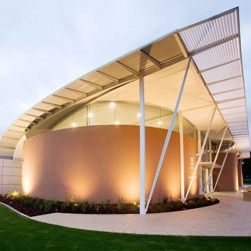 Office & Industrial Project - Alcoa Peel Regional Office, Pinjarra, Western Australia by Hames Sharley