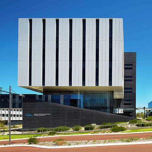 Education, Science & Research Project - Harry Perkins Institute of Medical Research (South), Murdoch, Western Australia by Hames Sharley