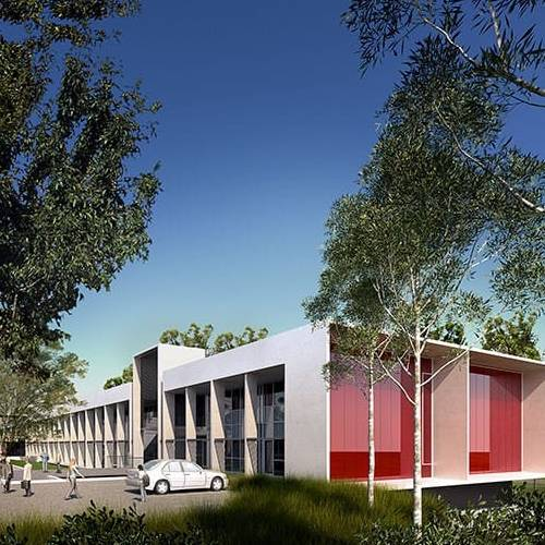 Education, Science & Research Project - Applecross Senior High School, Applecross, Western Australia by Hames Sharley