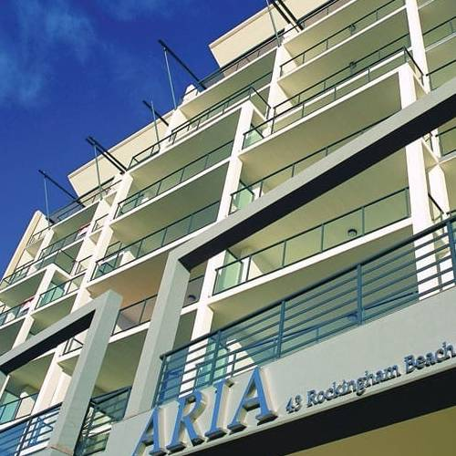 Residential Project - Aria Apartments, Rockingham, Western Australia by Hames Sharley